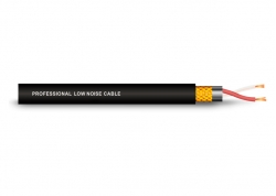 CABLE DMX 24GA 6MM (PROFESIONAL)