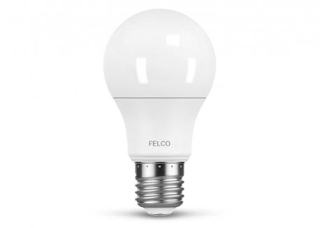 LÁMPARA LED FELCO 9W (BLANCO FRÍO 6500K) E27
