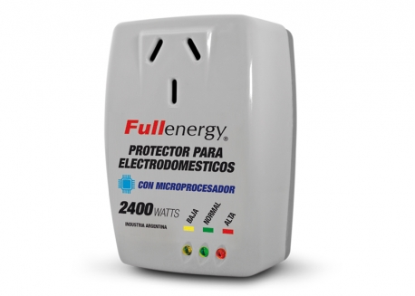 PROTECTOR PARA ELECTRODOMÉSTICOS 2400W FULLENERGY