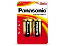PILA PANASONIC C ALCALINA EN BLISTER X2 (PRECIO X UNIDAD)