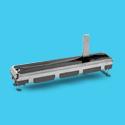 Potenciómetros deslizables p/consolas 45mm